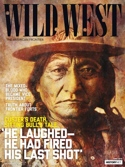 Wild West Cover - 6/1/2018