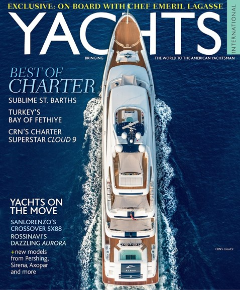 Yachts International Cover - 4/1/2018