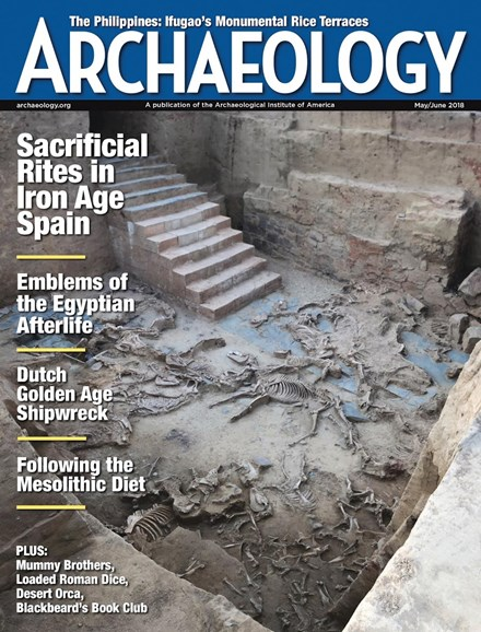 Archaeology Cover - 5/1/2018