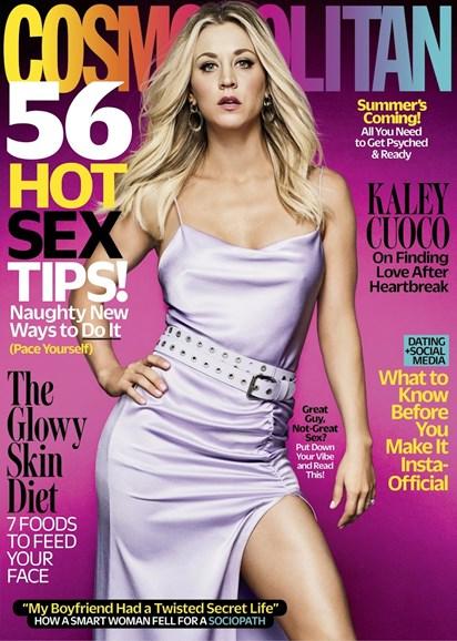 Cosmopolitan Cover - 5/1/2018