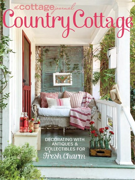 The Cottage Journal Cover - 4/1/2018