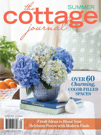 The Cottage Journal Cover - 6/1/2018