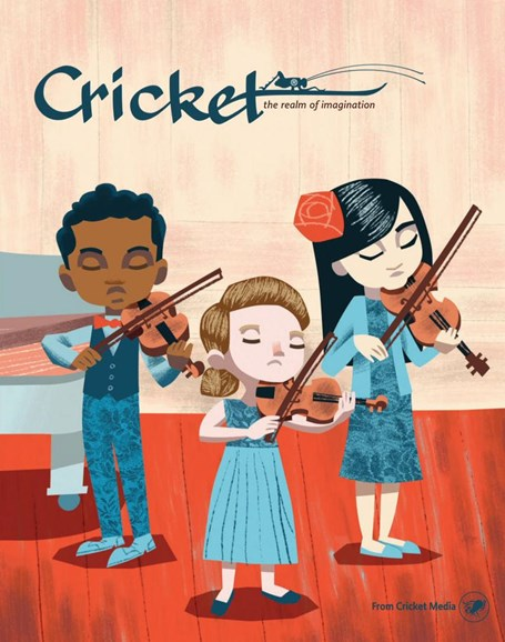 Cricket Cover - 4/1/2018
