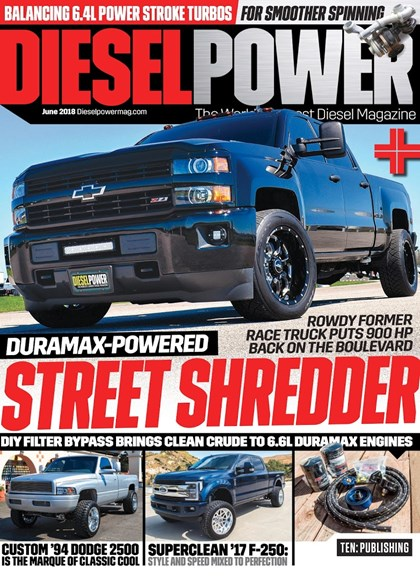 Diesel Power Cover - 6/1/2018