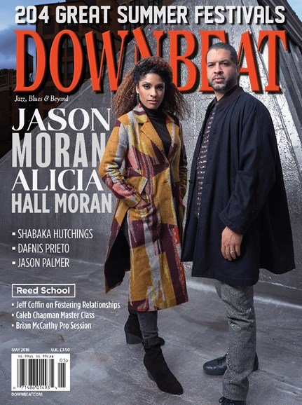 DownBeat Cover - 5/1/2018