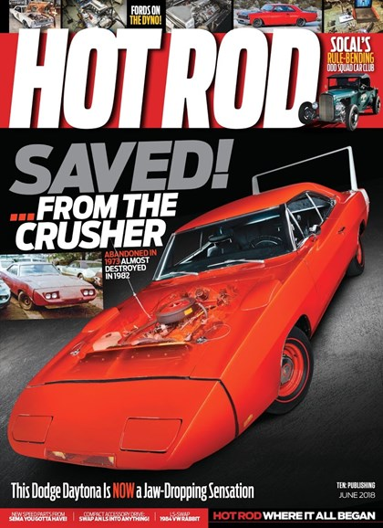 Hot Rod Cover - 6/1/2018