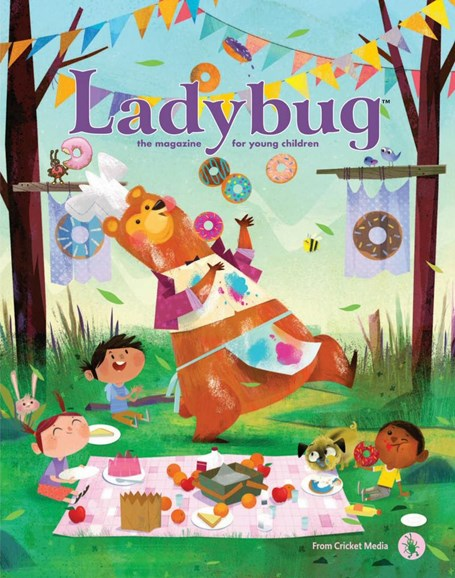 Ladybug Cover - 4/1/2018