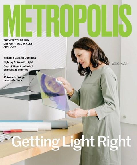 Metropolis Cover - 4/1/2018