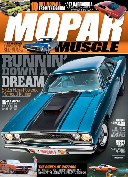 Mopar Muscle Cover - 7/1/2018