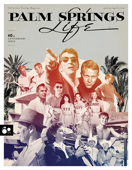 Palm Springs Life Cover - 4/1/2018
