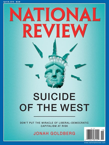 National Review Cover - 4/30/2018