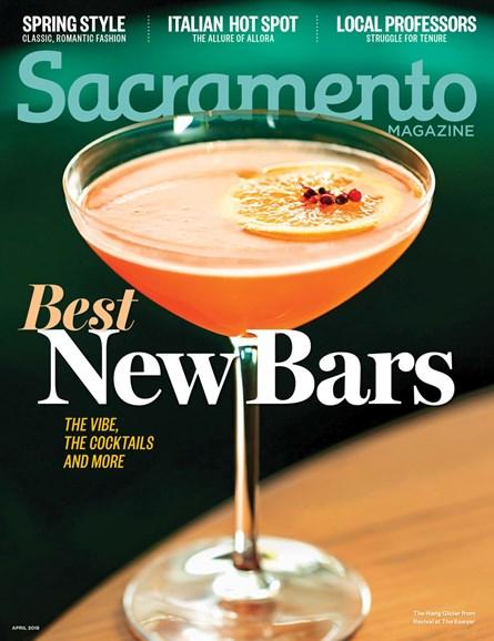 Sacramento Cover - 4/1/2018