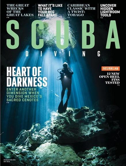 Scuba Diving Cover - 5/1/2018