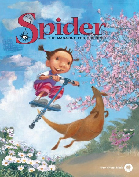 Spider Cover - 4/1/2018