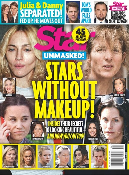 Star Cover - 4/16/2018