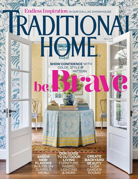 Traditional Home Cover - 5/1/2018