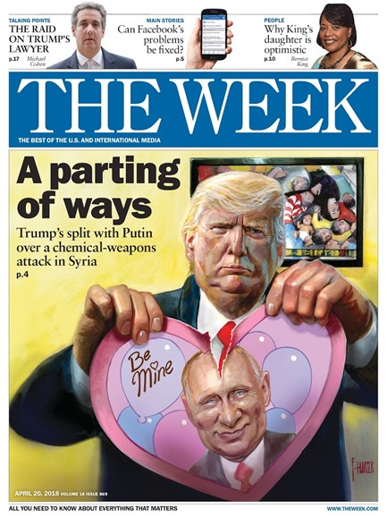 The Week Cover - 4/20/2018