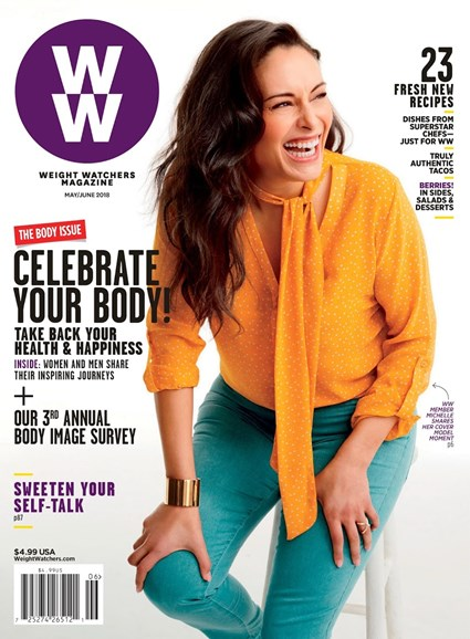 Weight Watchers Magazine Cover - 5/1/2018