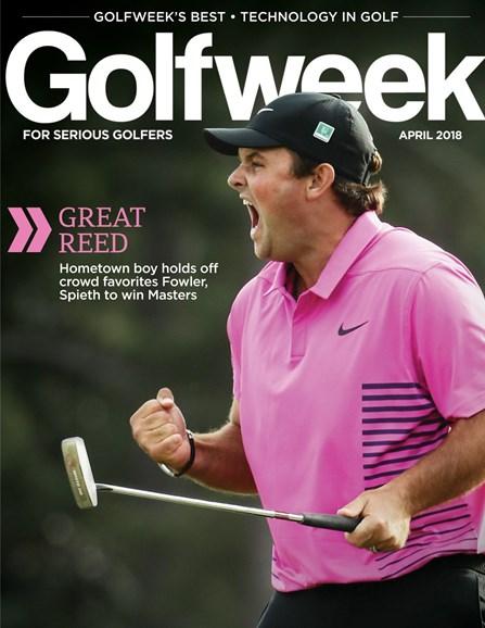 Golfweek Cover - 4/1/2018