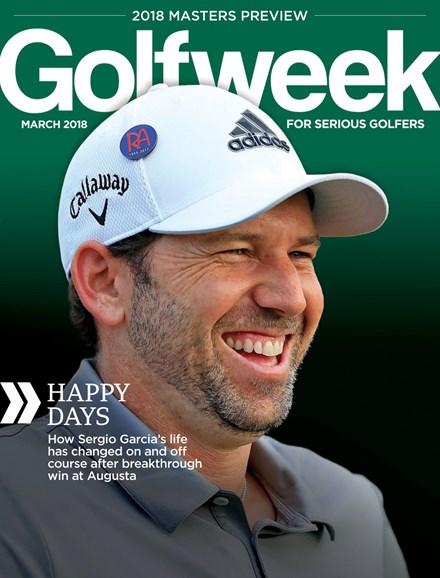 Golfweek Cover - 3/1/2018
