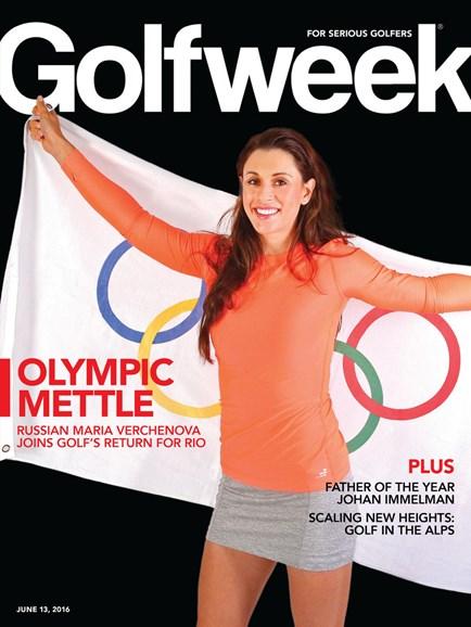 Golfweek Cover - 6/13/2016