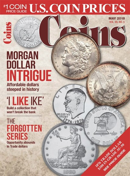 Coins Cover - 5/1/2018