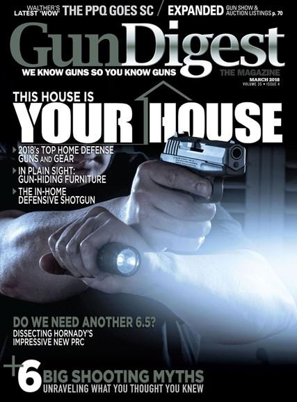 Gun Digest Cover - 3/1/2018