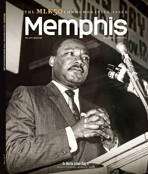 Memphis Cover - 4/1/2018