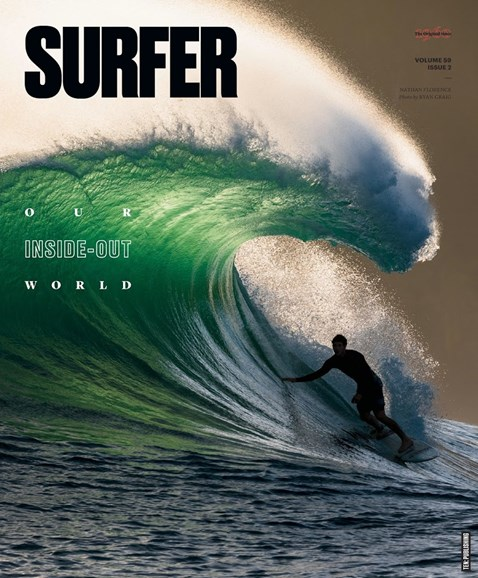 Surfer Cover - 5/1/2018