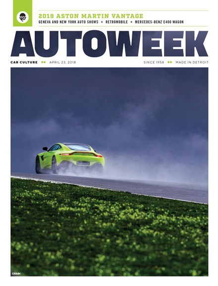 Autoweek Cover - 4/23/2018