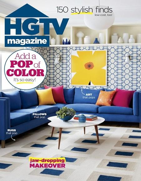 HGTV Cover - 5/1/2018