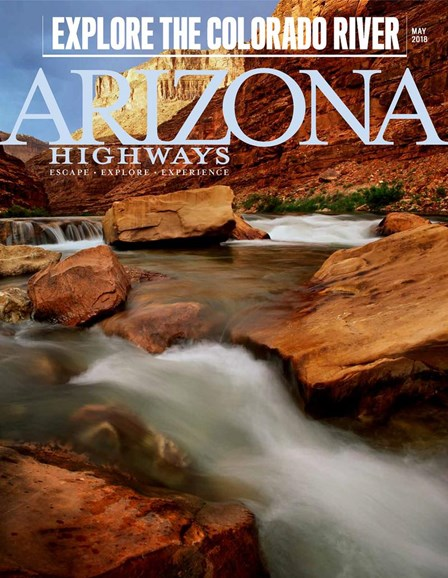 Arizona Highways Cover - 5/1/2018