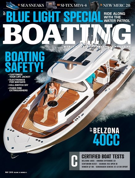 Boating Cover - 5/1/2018