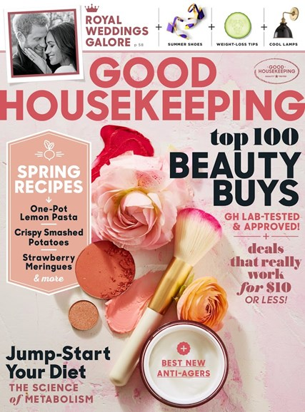 Good Housekeeping Cover - 5/1/2018
