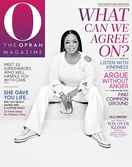 O The Oprah Cover - 5/1/2018