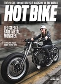 1-Year Hot Bike Magazine Subscription