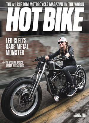 1-Year (6 Issues) of Hot Bike Magazine Subscription