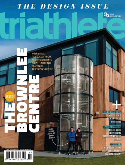 Triathlete Cover - 5/1/2018
