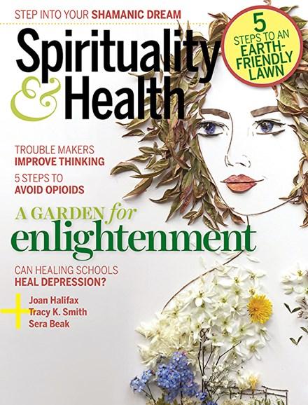 Spirituality & Health Cover - 5/1/2018