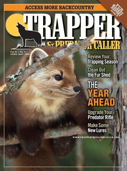 Trapper & Predator Caller Cover - 4/1/2016