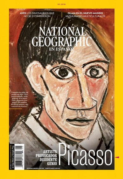 National Geographic En Español Cover - 5/1/2018
