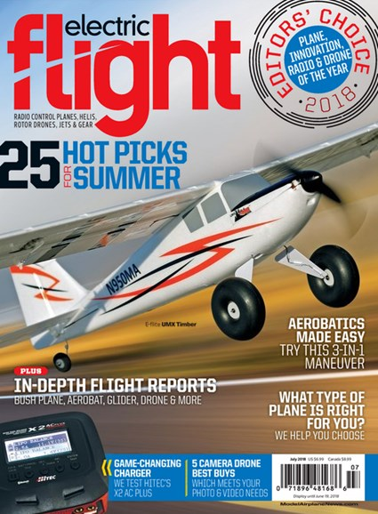 Electric Flight Cover - 7/1/2018