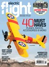 Electric Flight Magazine | 3/1/2018 Cover