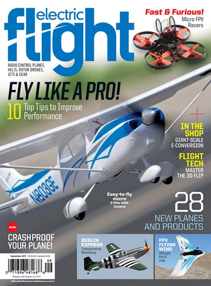Electric Flight Cover - 9/1/2017