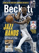 Beckett Sports Card Monthly Magazine 4/1/2018