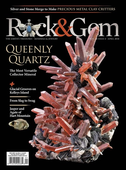 Rock & Gem Cover - 4/1/2018