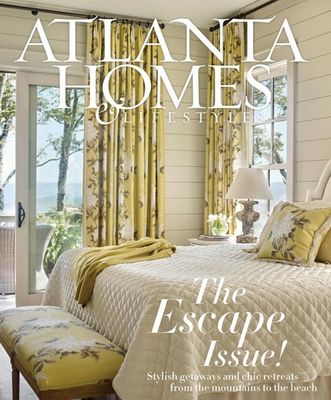 Atlanta Homes & Lifestyles Cover - 4/1/2018