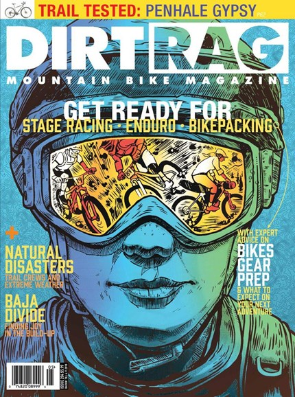 Dirt Rag Cover - 4/1/2018