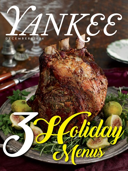 Yankee Cover - 12/1/2016