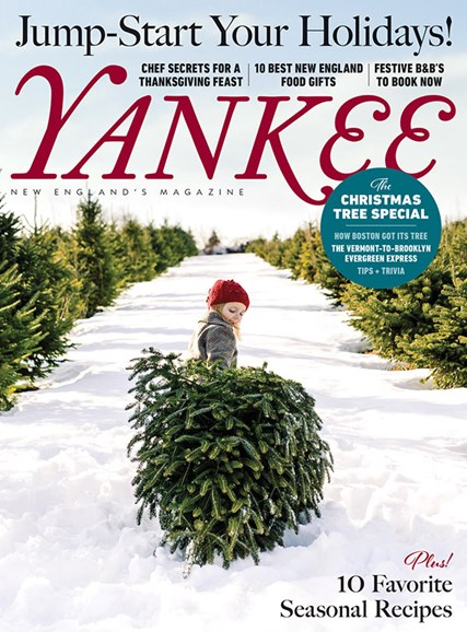 Yankee Cover - 11/1/2017
